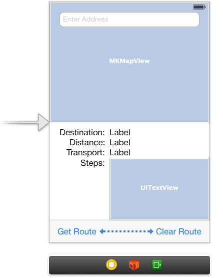 MKDirections-App