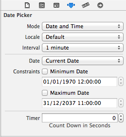 datepicker-inspector
